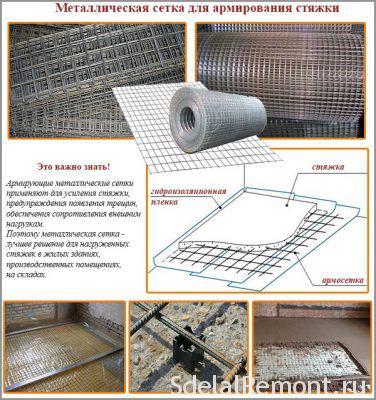 Прылада бетоннай сцяжкі