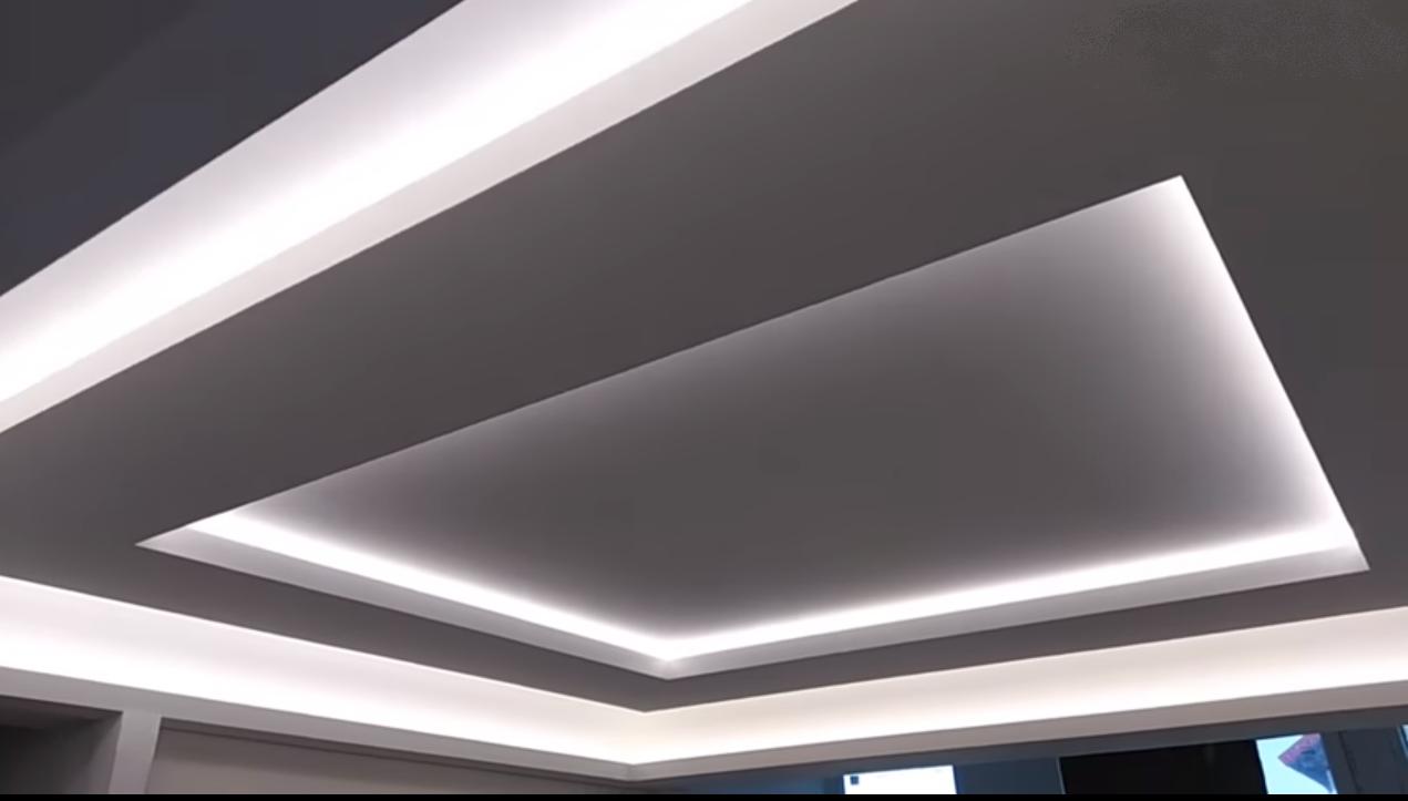 Красивые потолки из гипсокартона новые фото