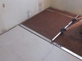 Оборудование для стяжки
