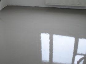 Толщина теплого водяного пола