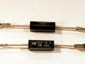 The high-voltage diode