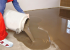 floor leveling technology is self-leveling compounds