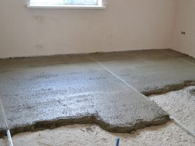 Leveling the floor