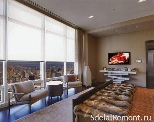 Квартиры с панорамными окнами