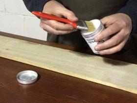 Обработка ламината после укладки