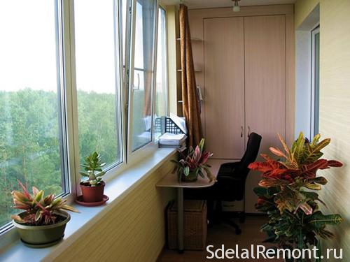 Утепление ремонт лоджий и балконов - объявления услуг строит.