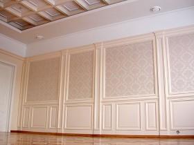 Облицовочные панели, стилизованные под классику
