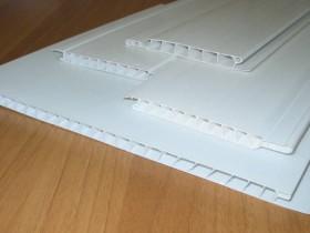 Реечные наборные панели различной ширины
