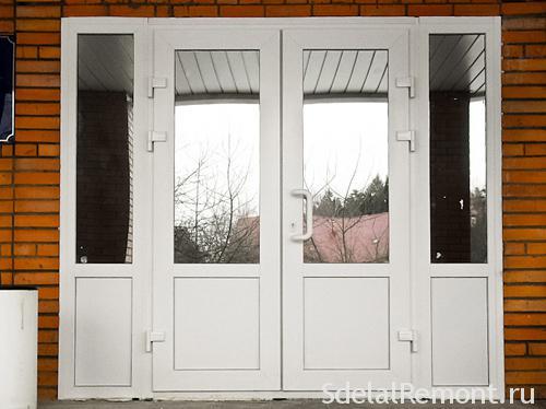 Пластикові вікна і двері