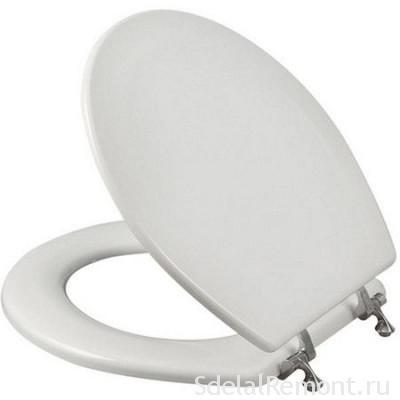 Пластиковый стульчак