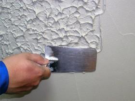 Пленкообразующий материал для шпаклевки - тальк