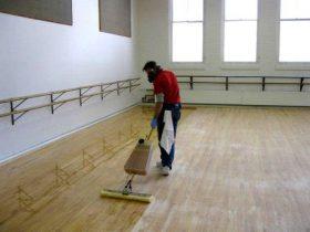 rubber paint for concrete floors