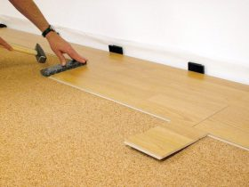 choice of laminate under floor heating