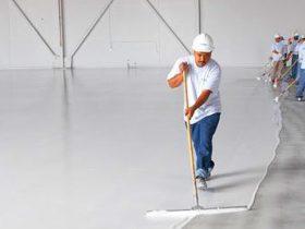 Висихання підлогового покриття