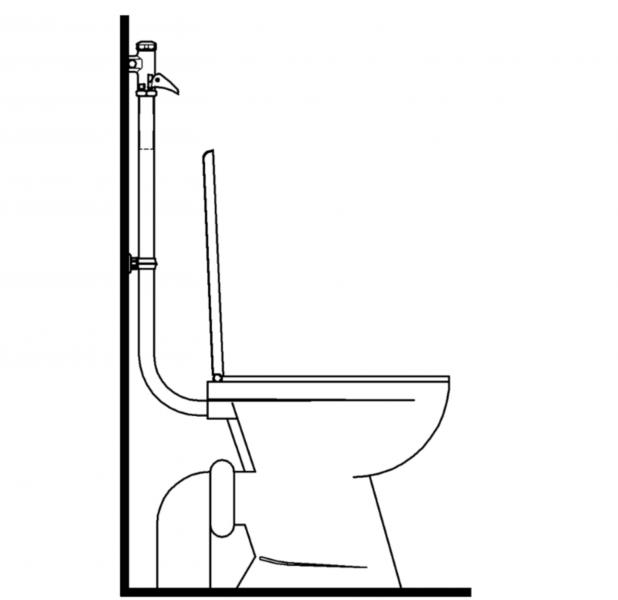 flush valve hojatxona