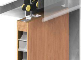 Системы раздвижных дверей для шкафов