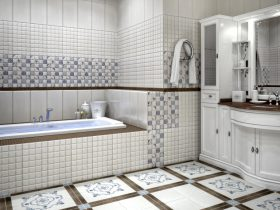 choice of tiles for bathroom