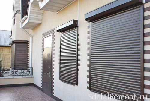 protective shutters