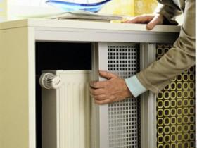 Защитное и декоративное ограждение для радиаторов