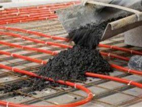 Товщина стяжки теплої підлоги