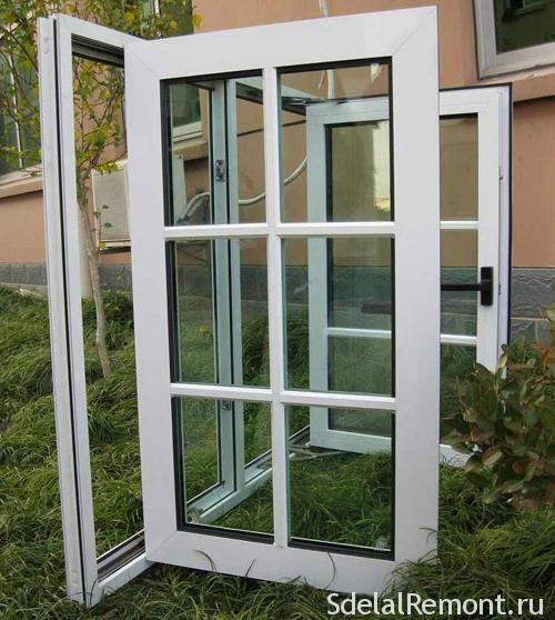трехкамерные вокны
