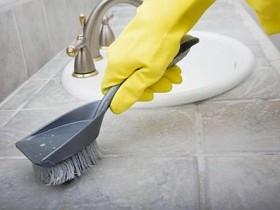 Удаление грибка в ванной