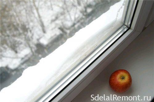 Как утеплить пластиковые окна своими руками