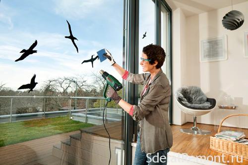 Утеплитель для пластиковых окон