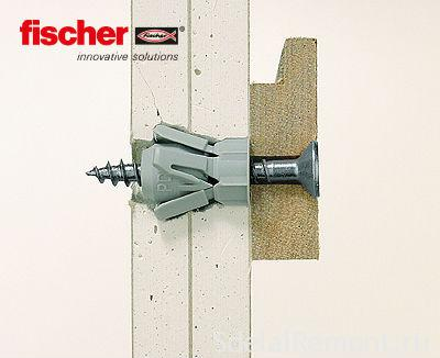 Fischer anchor in action