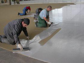By proc наливной пол характеристика как сделать наливной пол дома