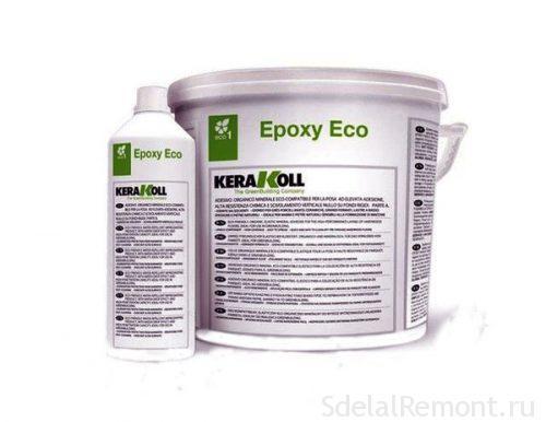 Епоксидний клей для плитки Epoxy Eco
