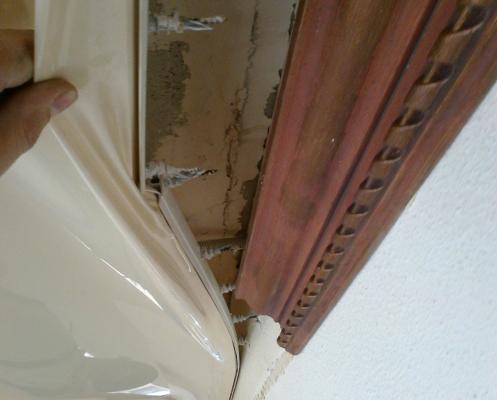 Screw on Stretch Ceilings