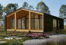 Сучасныя модульныя дома