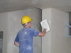 зачистка стен