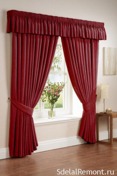 Як правільна выбраць шторы?