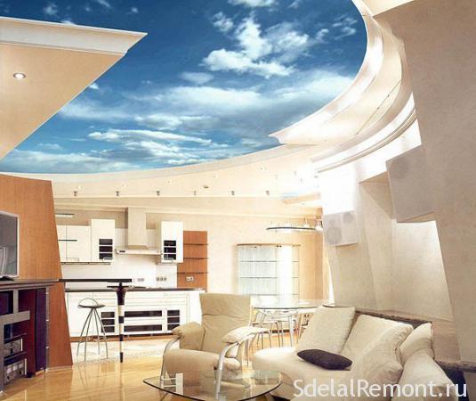 качественный потолок