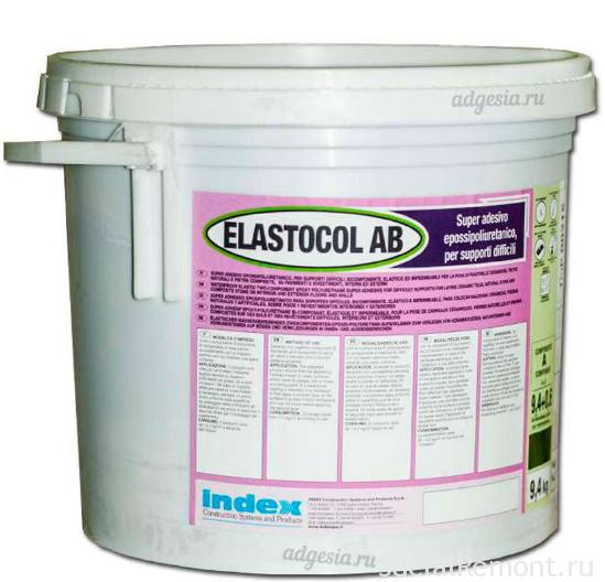 Поліуретановий клей-герметик Elastocol