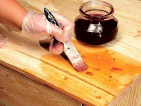 Как лакировать стол