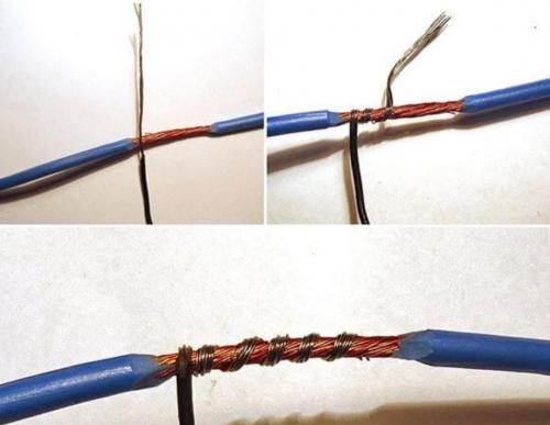 метод навивки провода