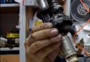 How to repair the hammer mechanism Makita rotary hammer 2450 and 2470