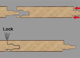 Как устранить скрип ламината без разборки, причины появления звуков