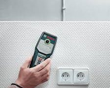 How to detect hidden wiring in the wall