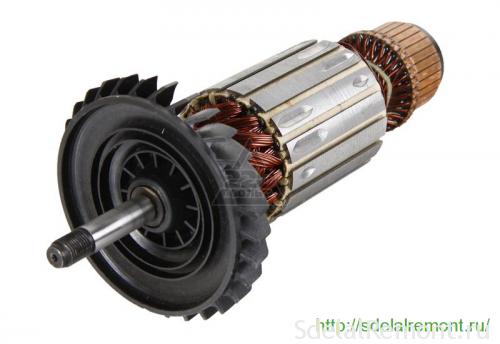 bosh rotor assembly 02