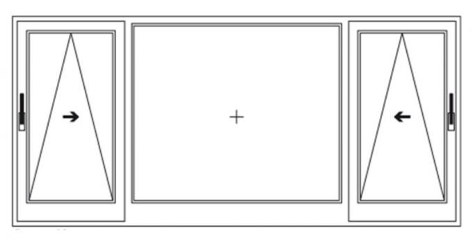 ПСК-портала открывание