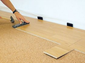 types of bases under laminate