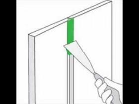 Как на гипсокартон наклеить плитку