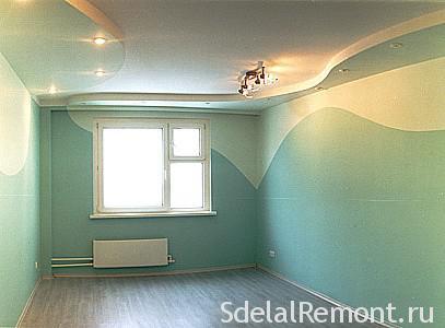 пофарбовані стіни