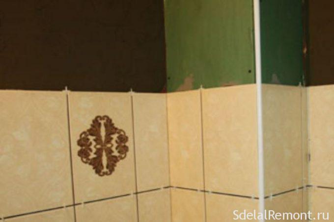 Укладка плитки на гипсокартон: материал, преимущества и основные этапы
