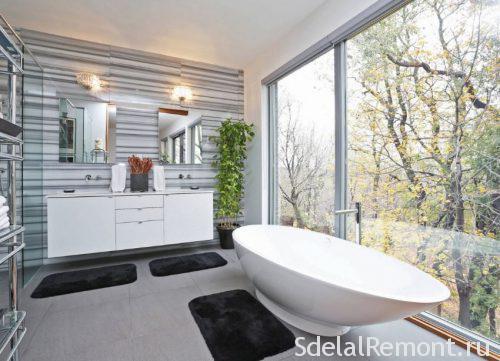 модная плитка для ванной