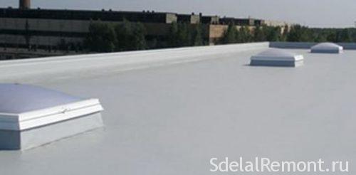 мембранная дах